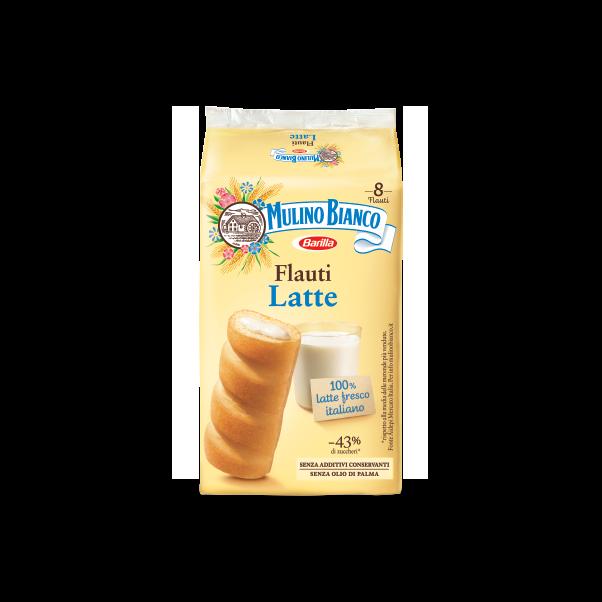 Flauti latte