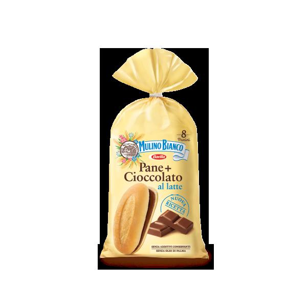 Pane + Cioccolato