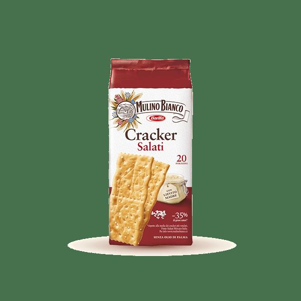 Sfoglia di grano Cracker Salati