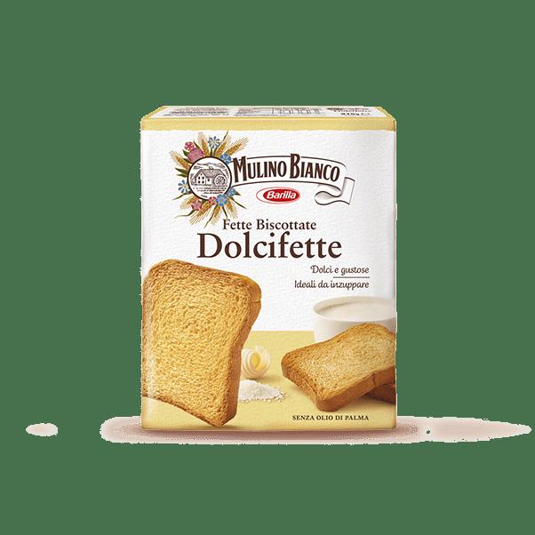 Fette Biscottate Dolcifette