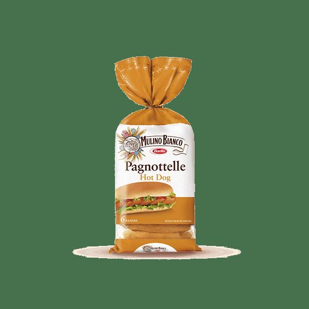 Pagnottelle Hot dog